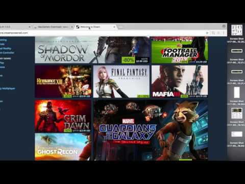 top websites for downloading games ? on mac