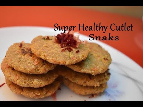 Healthy High Protein Cutlet Snacks/Promote Weight Loss/Healthy Snacks Idea/Prerna Jha