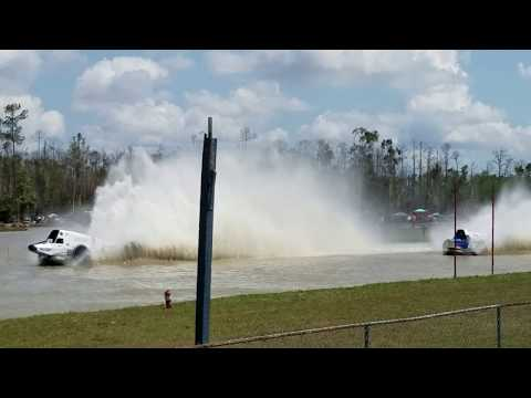 2018 Swamp Buggy Races Back Draft, Rapture, Bonnie, Patriot, Grtis, Right On, Bare Foot