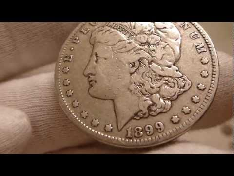1899 O Morgan Silver Dollar Coin Review