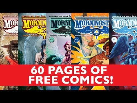 60 Pages of FREE comics!