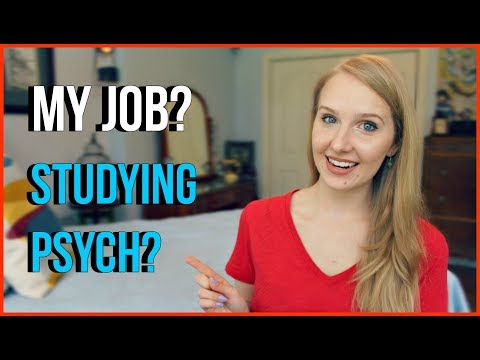 So you want to major in...PSYCHOLOGY?!?