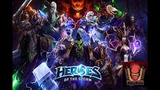 Heroes of the Storm FR: DES DEBUTS PAS SI FACILE (Sonya)