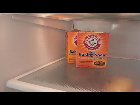 See What Happens If You Put Open Box Of Baking Soda Inside Fridge