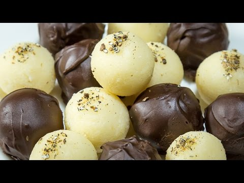 3 Ingredient Coconut Laddoo | Indian Sweet Recipe