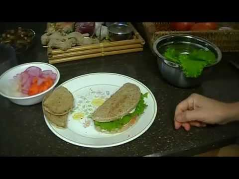 Veggie Haters Sandwich