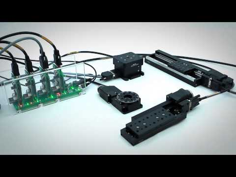 Stepper motor controller USB