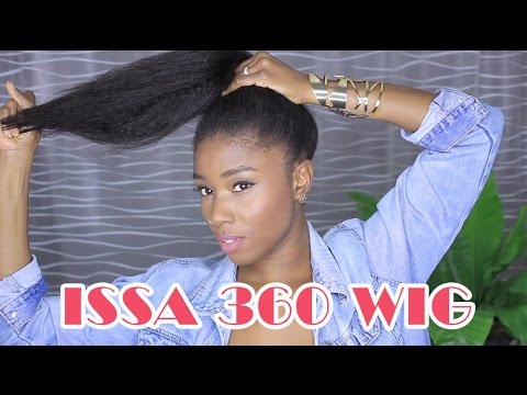 Most Natural Looking Protective Style With 360 Frontal Wig