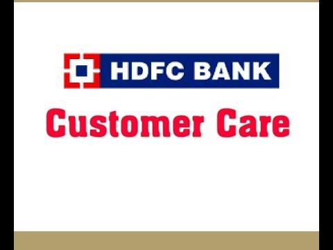 HDFC Customer Care & Balance Check