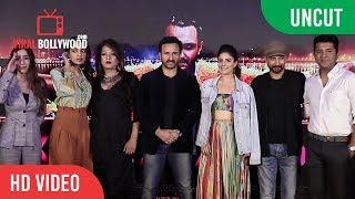Swagpur Ka Chaudhary Song Launch | Kaalakaandi | Saif Ali Khan, Akshay Verma, Sameer Uddin
