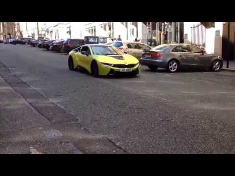 2018 Bmw I8 By West Coast Customs Walkaround 2017 Sema Video