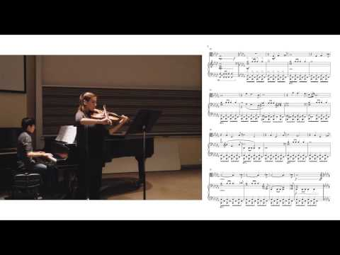 Orgrimmar (MoP) - Viola/Piano Arrangement