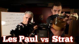 GIBSON LES PAUL VS FENDER STRAT | A CLOSER LOOK