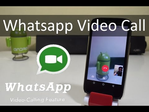 Activate Whatsapp Video Call Feature on Android!!