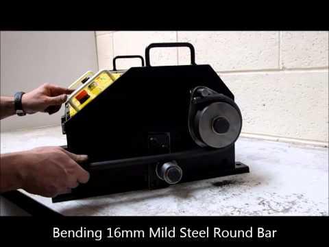 Rotabend RB100 Metal Scroll Bender