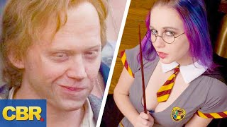 20 Things Ron Weasley Did After Deathly Hallows