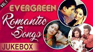 Evergreen Romantic Love Song - Vol 1 | Old Hindi Songs Jukebox
