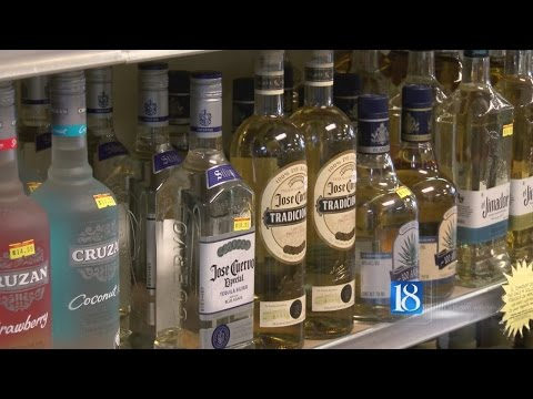 Liquor store owners against bill allowing Sunday alcohol sales