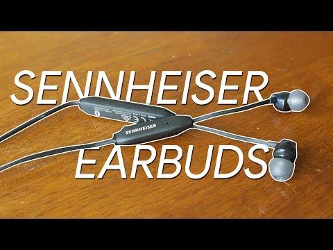 Sennheiser CX 6.00BT earbuds hands-on