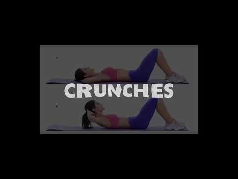 Top 5 Exercises to Lose Belly Fat