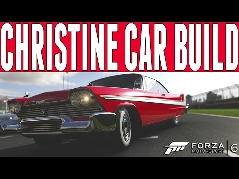 Forza 6 Car Build : Stephen King's