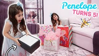 PENELOPE'S 5TH BIRTHDAY SPECIAL!!!