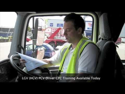 hgv lgv pcv cpc training london