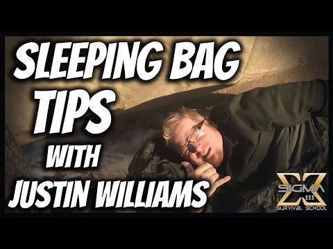 Sleeping Bag Tips - Best Sleeping Bag