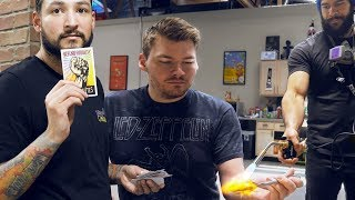 BLOWTORCH UNBOXING
