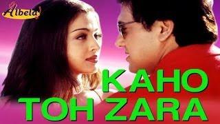Kaho Toh Zara Jhoom Loon - Albela | Govinda & Aishwarya Rai | Alka Yagnik & Kumar Sanu