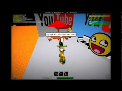 Roblox how to find the epic faces
