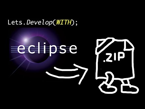 [LD] Eclipse - Export Runnable JAR | Let's Developer With