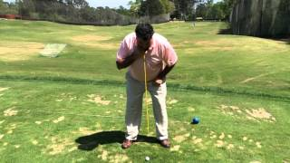 Staying Centered Over The Golf Ball