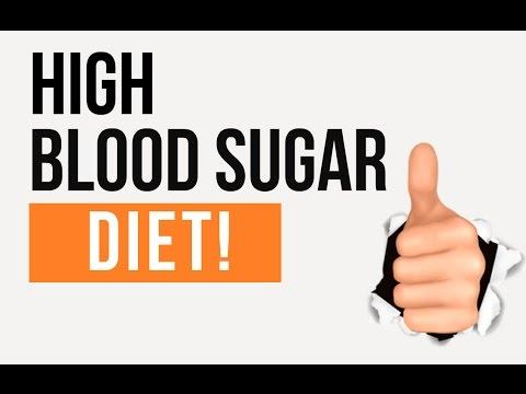 High Blood Sugar Diet: How To Keep Blood Sugar Low