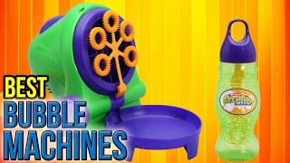 10 Best Bubble Machines 2017