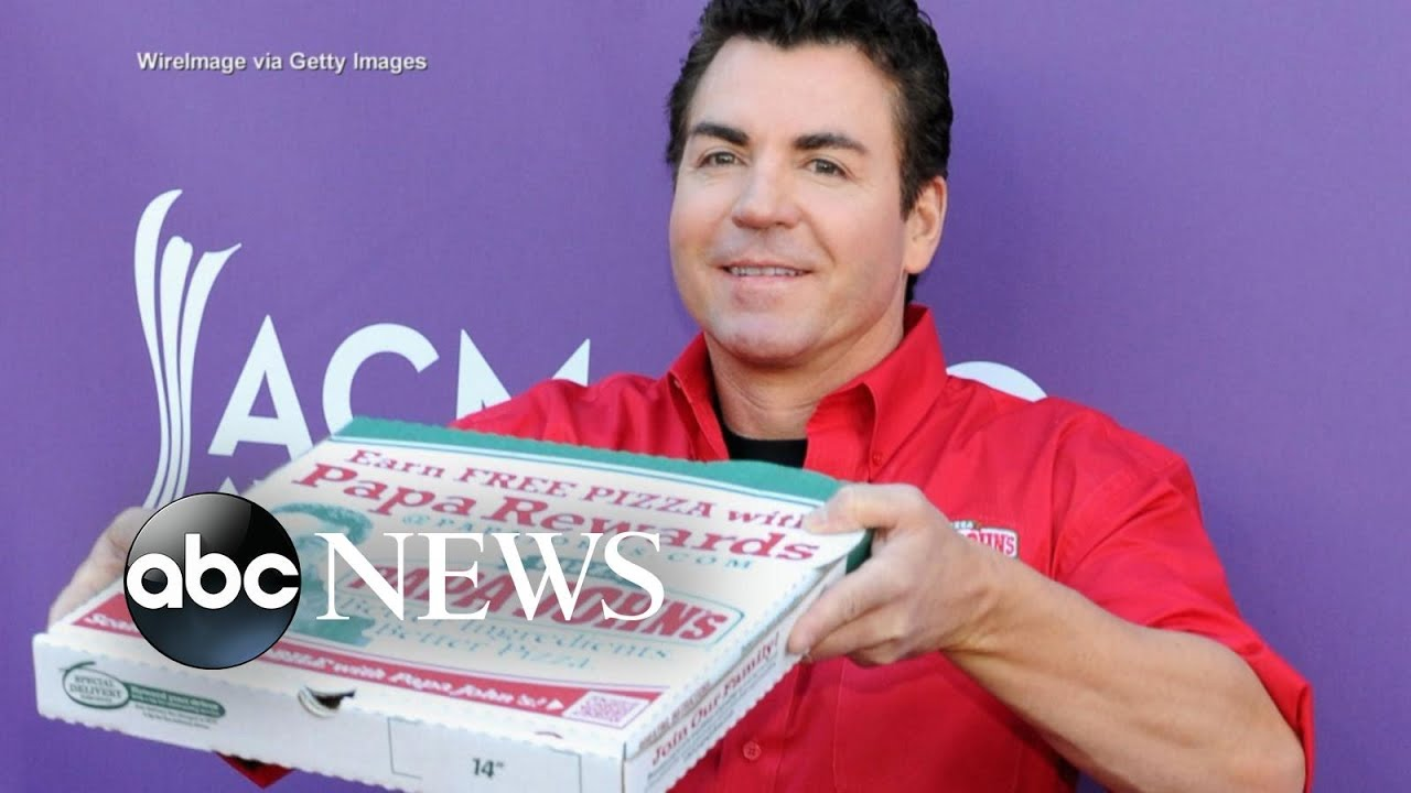 Former Papa John's CEO on the call that cost him his career