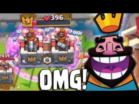 Clash Royale - THIS IS THE BEST DECK - OMG