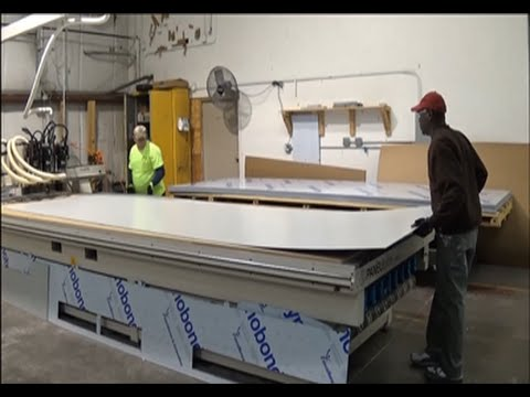 How Aluminum Composite Panels Are Made - Peachtree Protective Covers