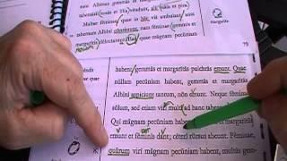 Lingua Latina Ch 8 Sec 1
