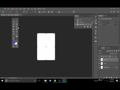 Creating a Lanyard in Photoshop 1 1