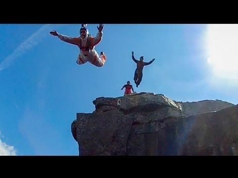 Fjord Base Jump I Base Dreams I Ep 8