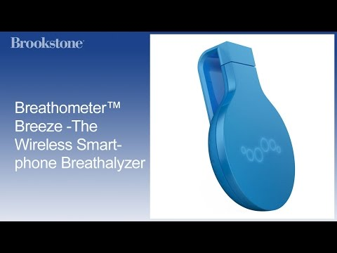 Breathometer™ Breeze—The Wireless Smartphone Breathalyzer