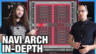 AMD RDNA / Navi Arch Deep-Dive: Waves & Cache, Ft. David Kanter