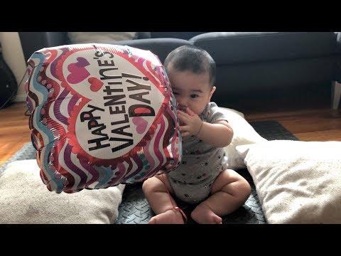VALENTINE'S SURPRISE - February 14, 2018