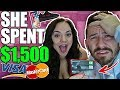 I Gave Away My Credit Card to My Girlfriend for 24 Hours! (SHE SPENT $1,500)
