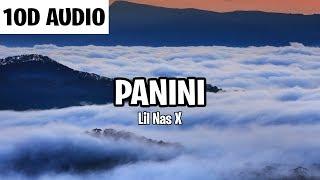 Lil Nas X - Panini (10D AUDIO)
