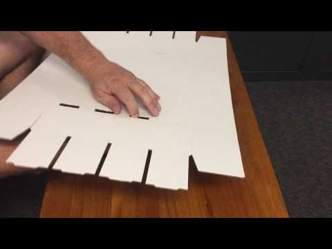 How to Assemble Your Trading Card Storage Boxes