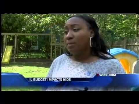 Rockford CBS: State Rep Litesa Wallace Joins Providers to Fight to Save Illinois' Child Care Program