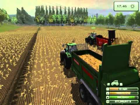 farming simulator 2013 gameplay manure