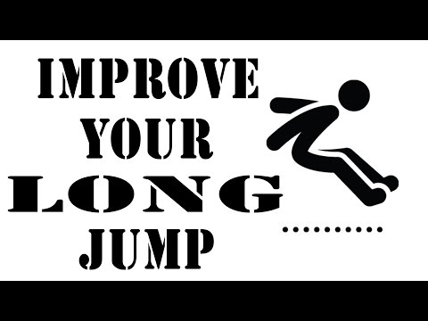 How To Improve The Long Jump